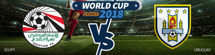 Egypt vs. Uruguay - World Cup Betting Preview