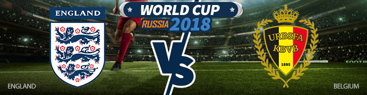 England vs. Belgium - World Cup Betting Preview