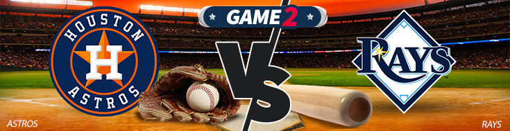 Houston Astros vs. Tampa Bay Rays