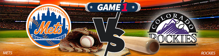 New York Mets vs. Colorado Rockies MLB Betting Preview