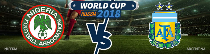 Nigeria vs. Argentina World Cup betting preview