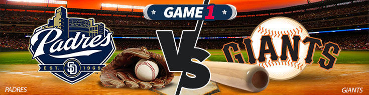San Diego Padres vs. San Francisco Giants MLB Betting Preview