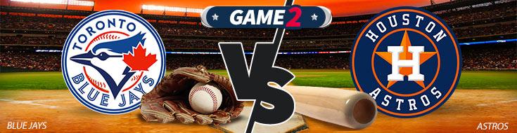 Toronto Blue Jays vs. Houston Astros Latest Odds and Predictions