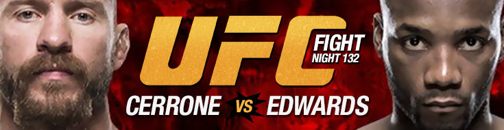 UFC Fight Night 132 Betting Preview