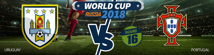 Uruguay vs. Portugal - World Cup Betting Preview