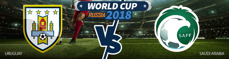 Uruguay vs. Saudi Arabia World Cup Beting Preview
