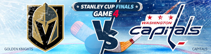 Vegas Golden Knights vs. Washington Capitals Stanley Cup Finals Betting Preview