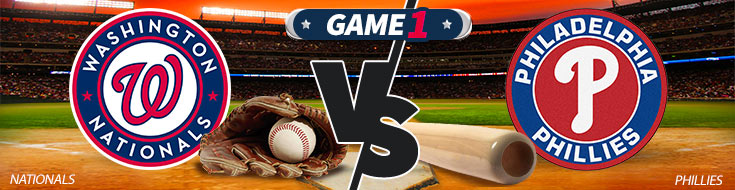 Washington Nationals vs. Philadelphia Phillies MLB Betting Preview