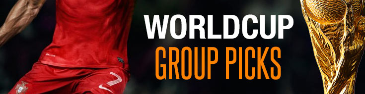 2018 FIFA World Cup Group Picks