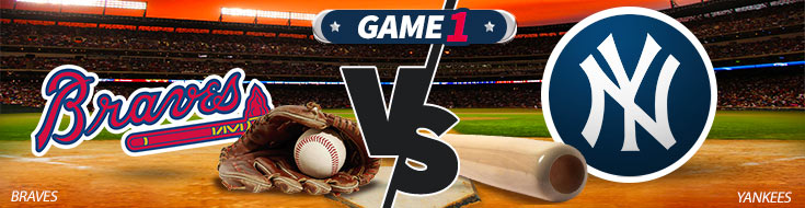 Atlanta Braves vs. New York Yankees MLB Betting preview