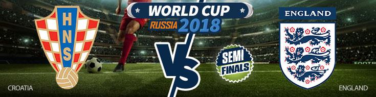 Croatia vs. England World Cup Semi Finals Preview