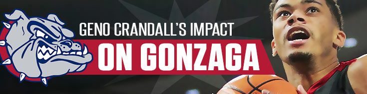 Geno Crandall - Gonzaga Basketball Betting Analysis
