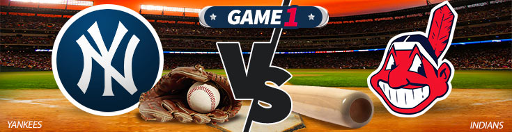 New York Yankees vs. Cleveland Indians MLB Betting Preview