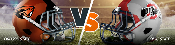 Oregon State Beavers vs. Ohio State Buckeyes College Football Betting odds and preview
