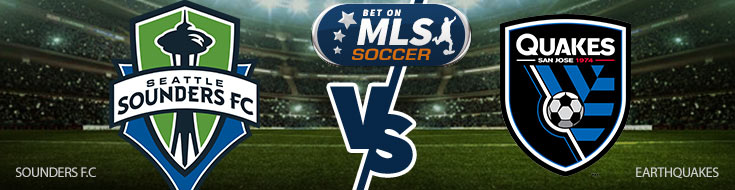 Seattle Sounders FC vs. San Jose Earthquakes Betting Preview