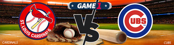 Image of St. Louis Cardinals vs. Chicago Cubs MLB Matchup