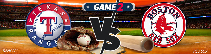 Texas Rangers vs. Boston Red Sox MLB Betting Preview