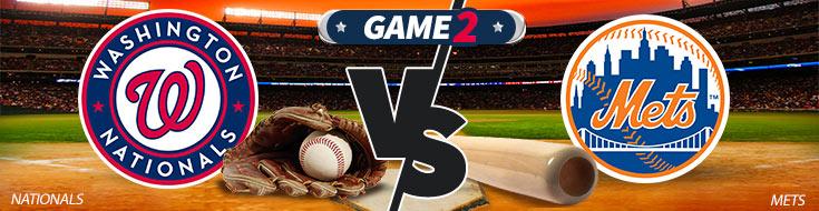 Washington Nationals vs. New York Mets