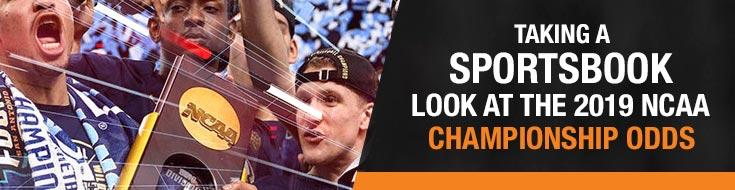 2019 NCAA Championship Odds