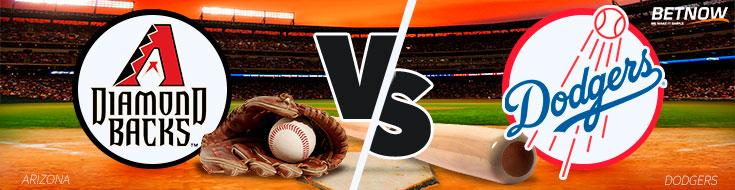 Arizona Diamdonbacks vs. Los Angeles Dodgers MLB Betting Preview