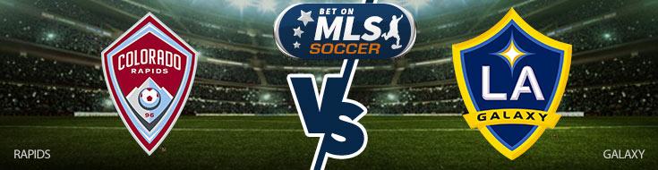 Colorado Rapids vs. LA Galaxy MLS Betting Preview