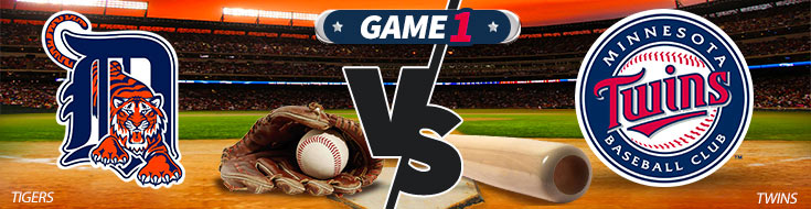Detroit Tigers vs. Minnesota Twins MLB Betting Preview