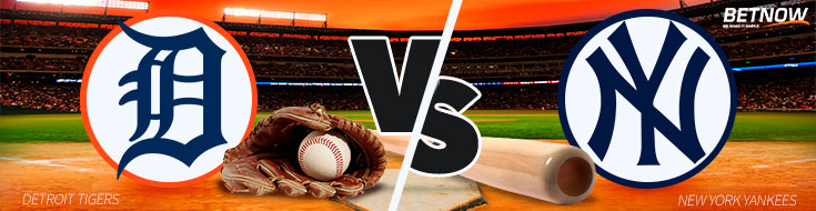 Detroit Tigers vs. New York Yankees MLB Betting preview