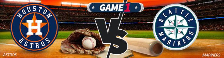 Houston Astros vs. Seattle Mariners MLB Bettnig Preview