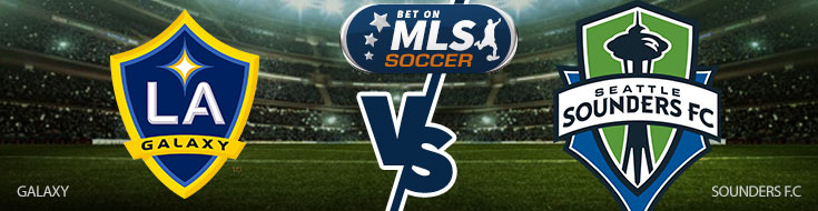 LA Galaxy vs. Seattle Sounders FC MLS Betting Preview