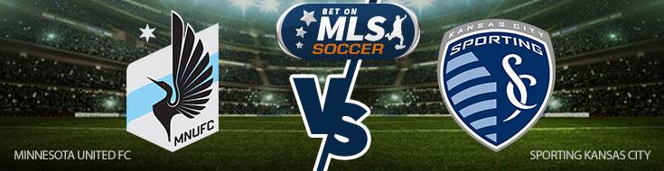 Minnesota United FC vs. Sporting Kansas City