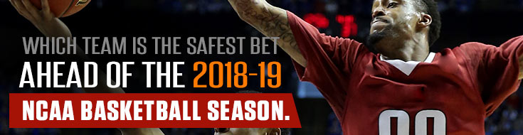 Text Read Safest Bet Ahead of the 2018-19 NCAA Basketball Season