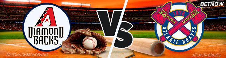 Arizona Diamondbacks vs. Atlanta Braves
