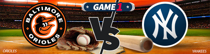 Baltimore Orioles vs. New York Yankees MLB Betting Picks