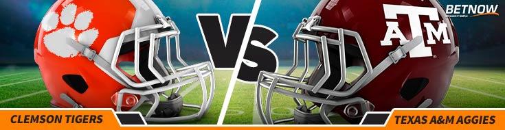Clemson Tigers vs. Texas A&M Aggies