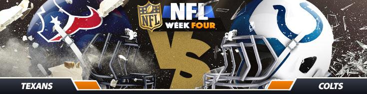 Houston Texans vs. Indianapolis Colts NFL Betting Picks