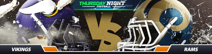 Minnesota Vikings vs. Los Angeles Rams