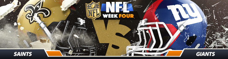 New Orleans Saints vs. New York Giants NFL Betting Picks