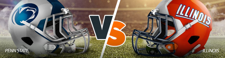 Penn State Nittany Lions vs. Illinois Fighting Illini NCAA betting preview
