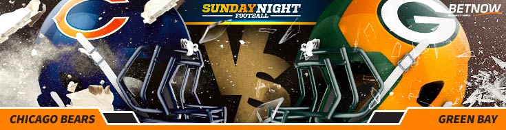 Sunday Night Football Betting - Chicago Bears vs. Green Bay Packers