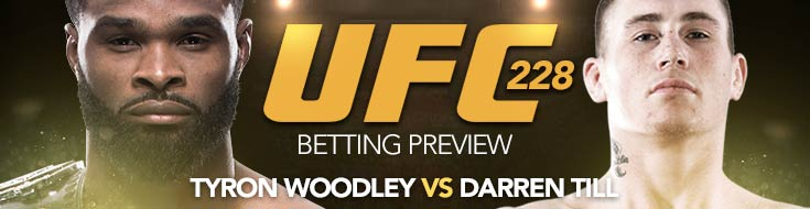 UFC 228 Betting Preview