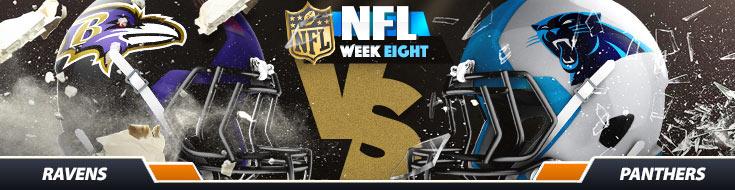 Baltimore Ravens vs. Carolina Panthers NFL Betting Picks