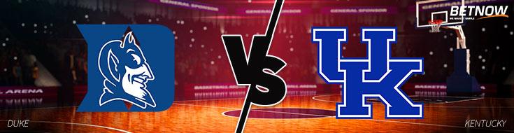 Duke vs. Kentucky Basketball