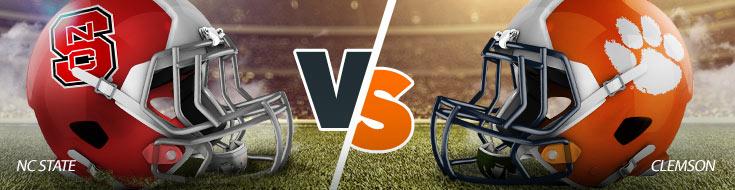NC State Wolfpack vs. Clemson Tigers NCAA Betting Picks