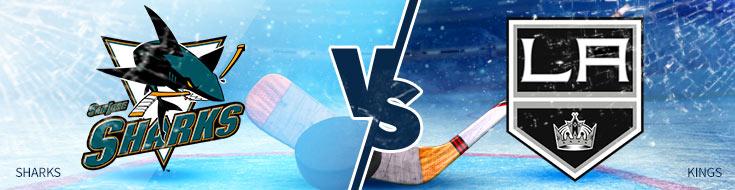 San Jose Sharks vs. Los Angeles Kings NHL Betting Picks