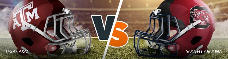 Texas A&M Aggies vs. South Carolina Gamecocks