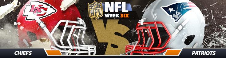 Kansas city Chiefs vs. New England Patriots NFL Betting Picks