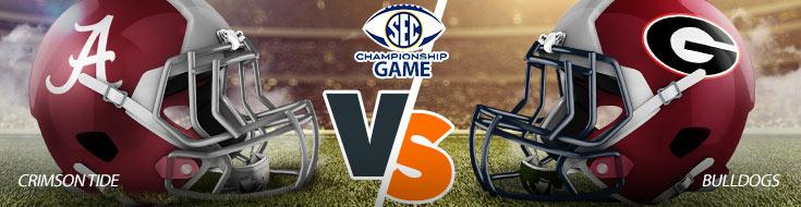 Alabama Crimson Tide vs. Georgia Bulldogs