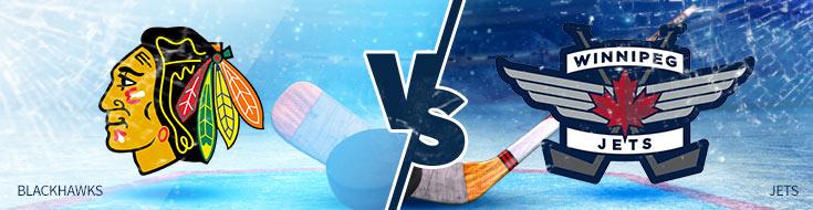 Chicago Blackhawks vs. Winnipeg Jets