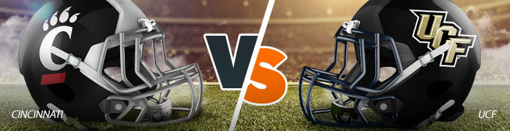 Cincinnati Bearcats vs. UCF Knights Betting Odds
