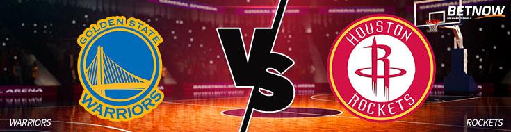 Golden State Warriros vs. Houston Rockets Betting Picks